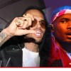 Chris Brown & Frank Ocean Fight In L.A. Over A Parking Space?