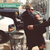 Mommy & Me Time: Beyoncé & Blue Ivy Spotted In Brooklyn