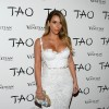 NEW RULES: Kim Kardashian Rocks Dolce & Gabbana White Lace Crop Top & Pencil Skirt For Bday Celebration