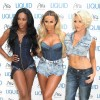 DOPE or NOPE: Danity Kane Rocks All Denim Looks In Las Vegas