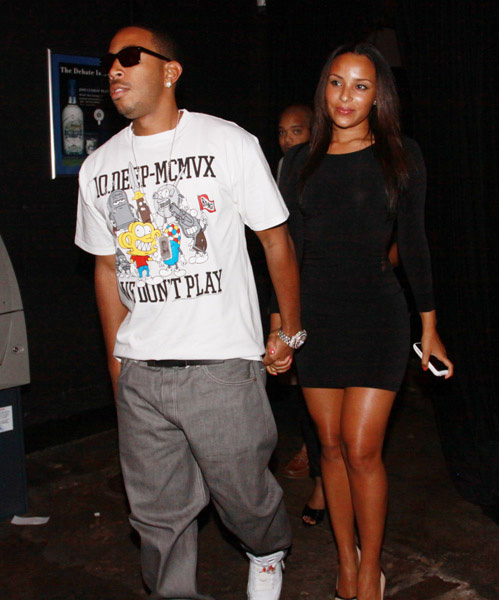 Ludacris' Girlfriend Eudoxie Staying With Him In Hopes Of Marriage ...