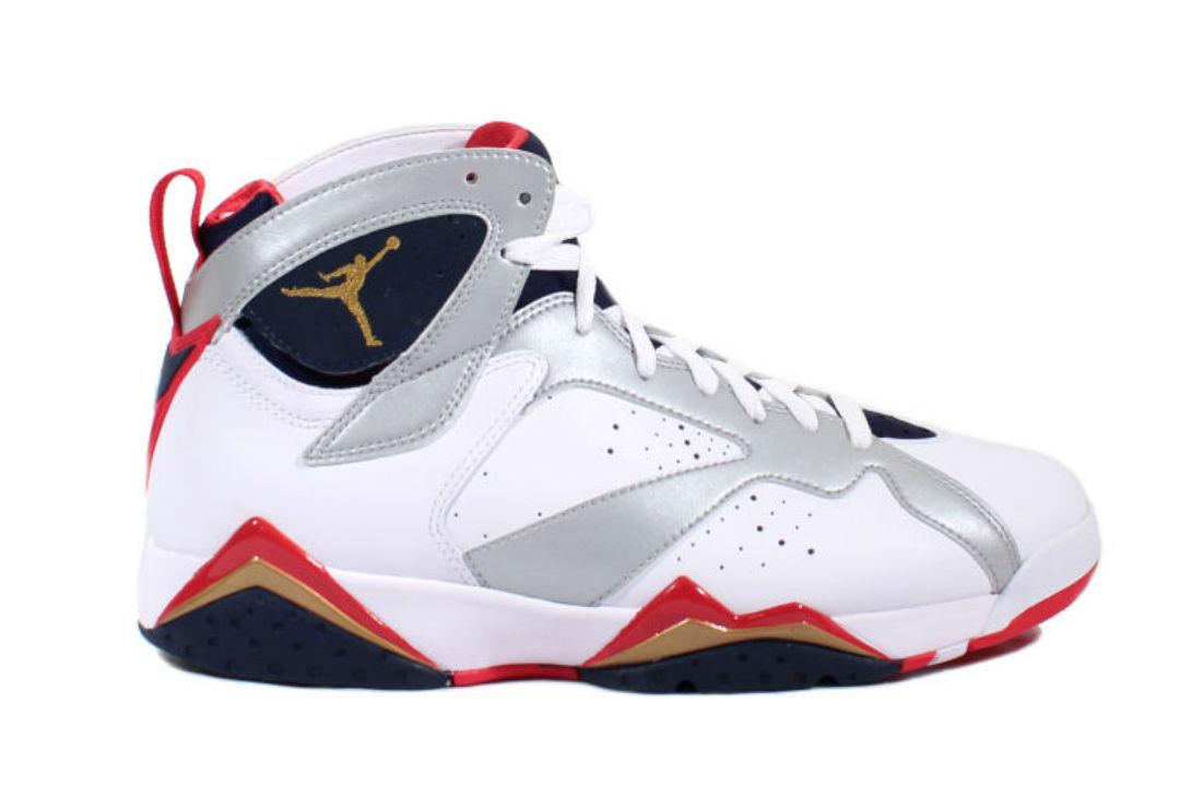 "WELCOME BACK  Air Jordan 7 ""Olympic"" Set To Return Fall 2016 ..."