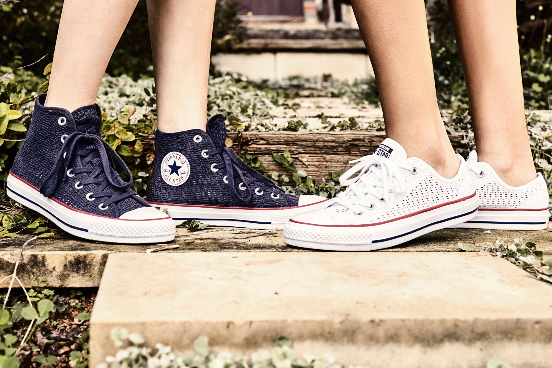 7ff72198d9b1 Would You Rock  Converse Chuck Taylor All Star  Crochet  Collection ...